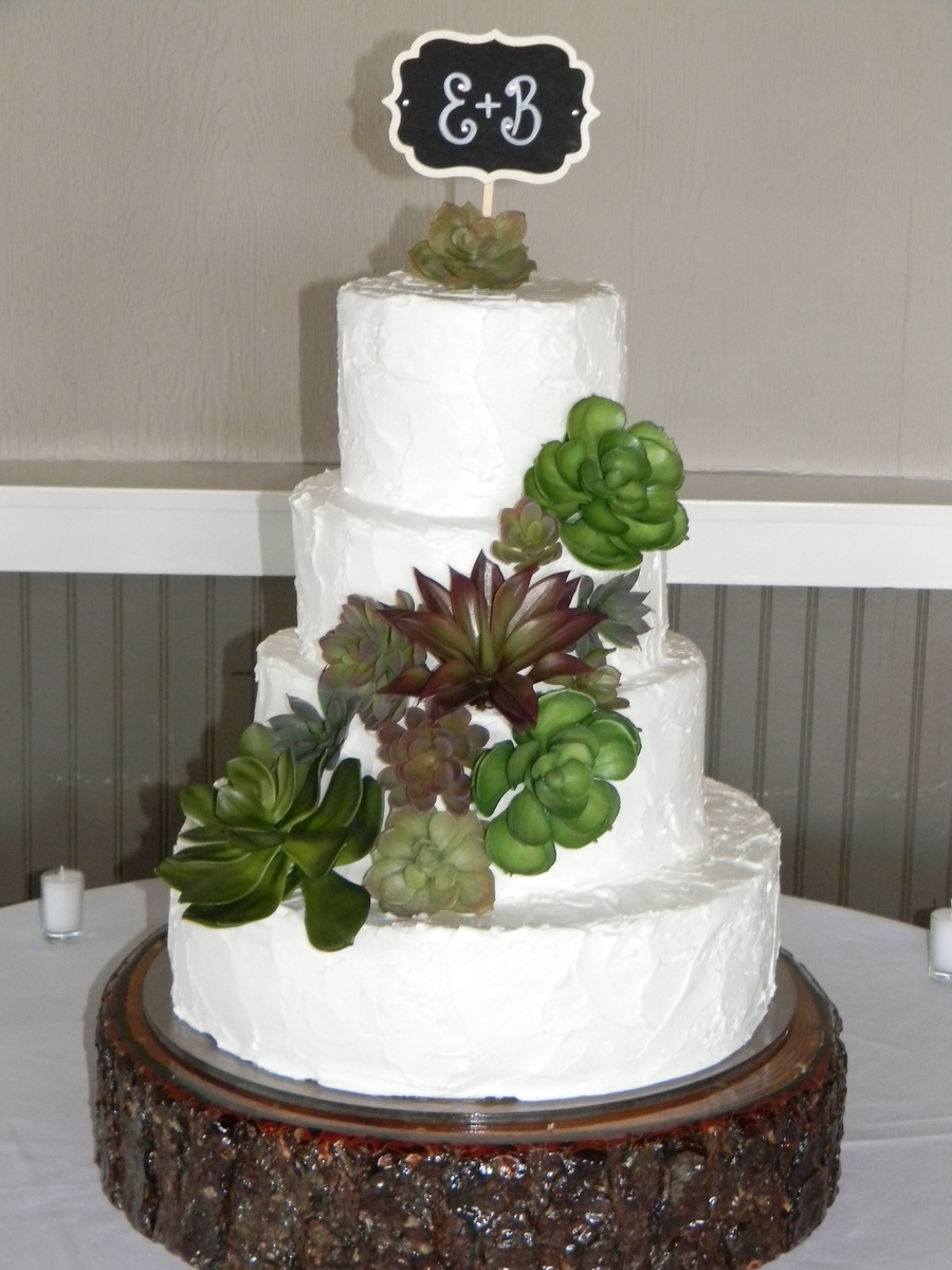 Rustic Wedding Cake Recipe