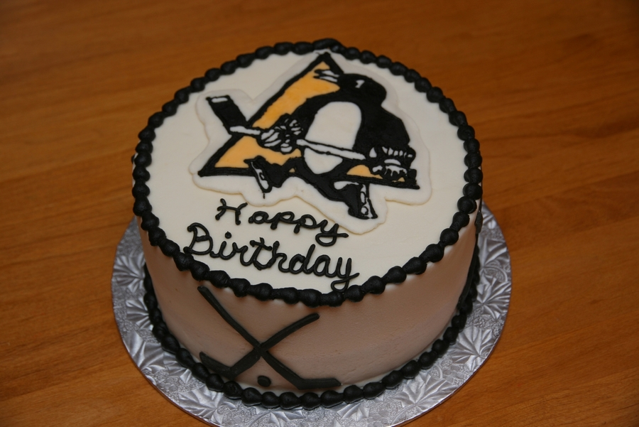 Penguins Cake on Cake Central