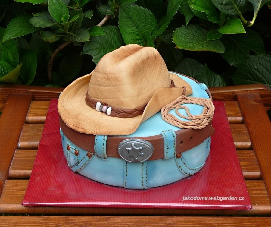 Cowboy Theme Cake Ideas
