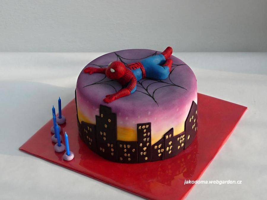 Spider-Man on Cake Central