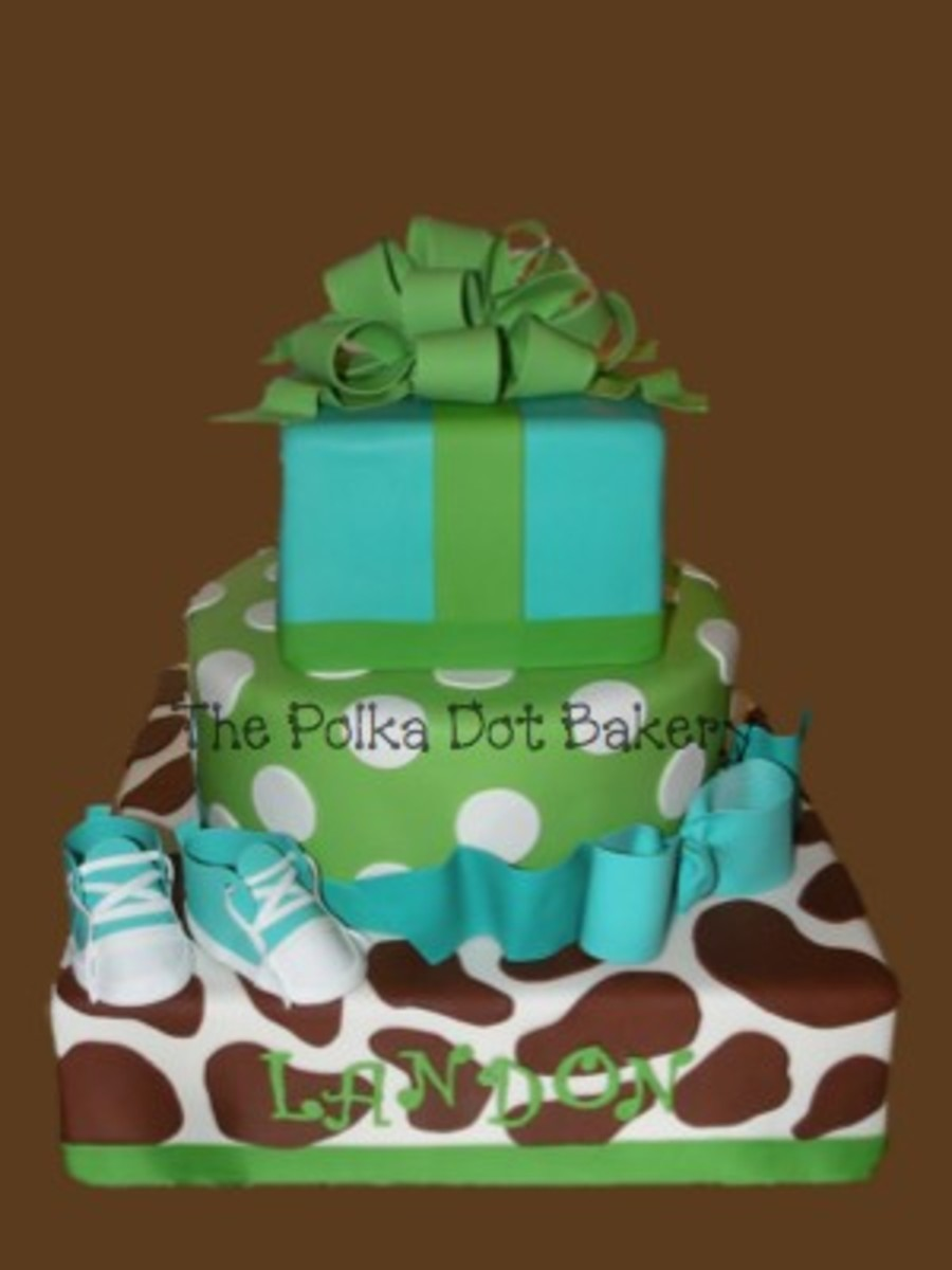 My Baby Shower Cake on Cake Central
