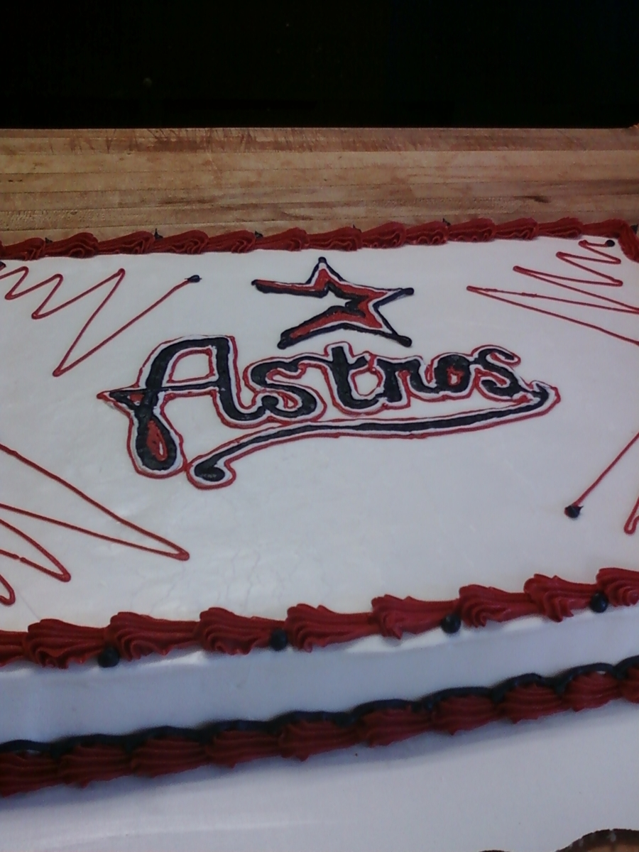 Astro's Cake on Cake Central