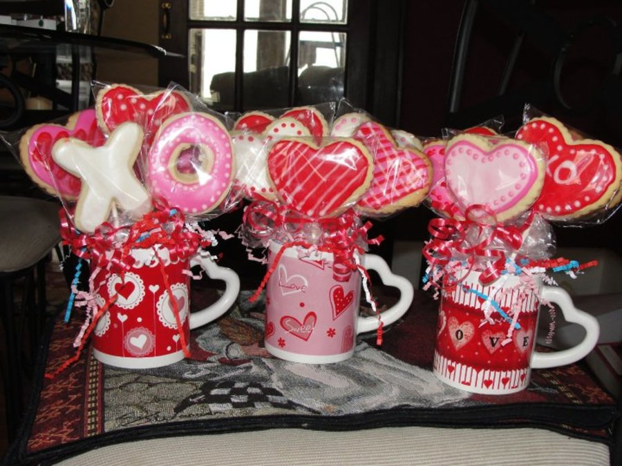 Cookies De San Valentin on Cake Central