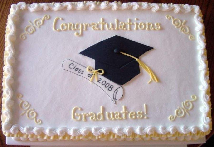 church graduation