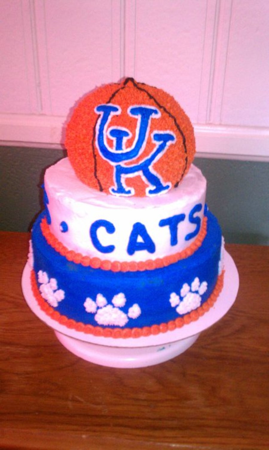 Uk Wildcats on Cake Central