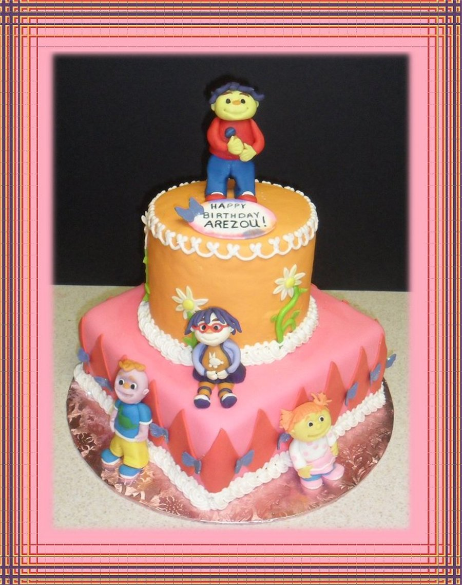 Terrific Sid The Science Kid Cakecentral Com Funny Birthday Cards Online Inifofree Goldxyz