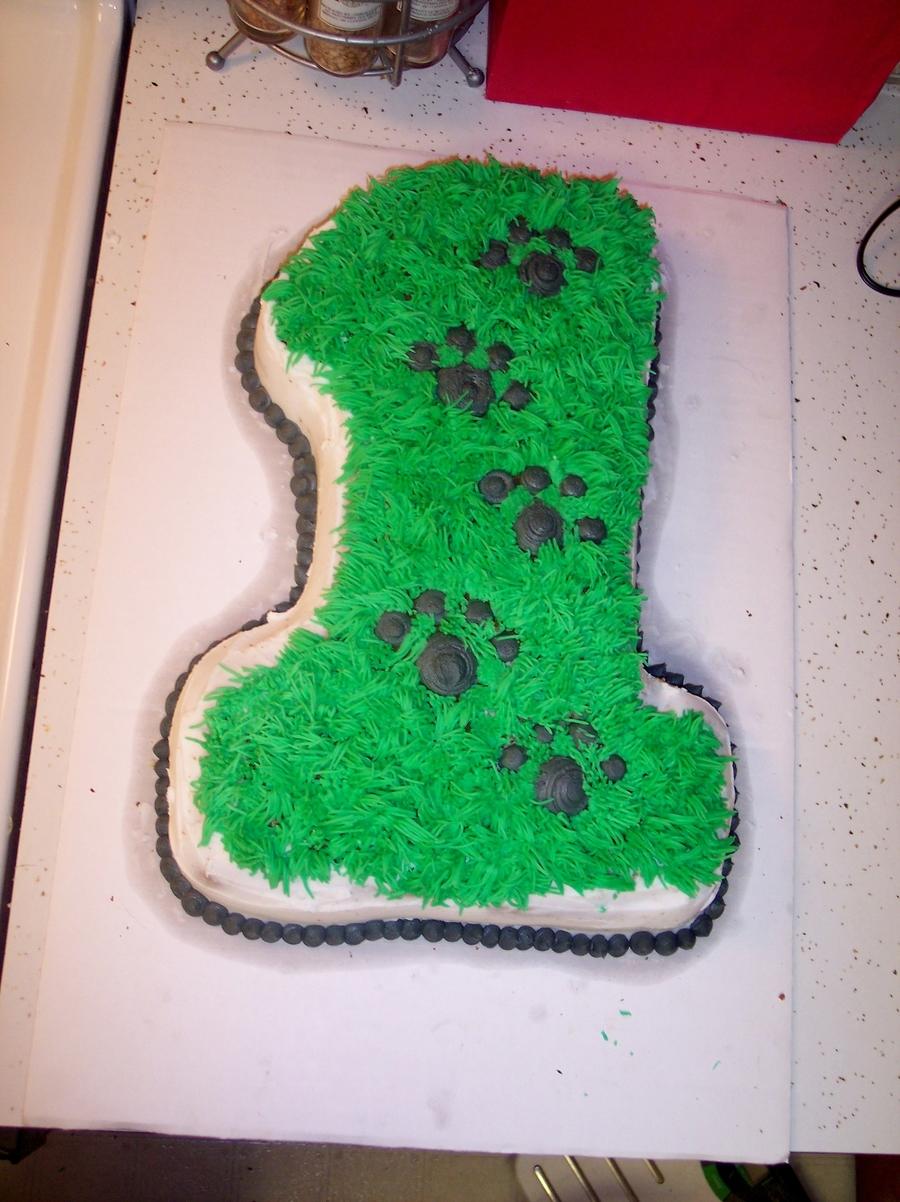 Doggone Good 1st Birthday Cakecentral