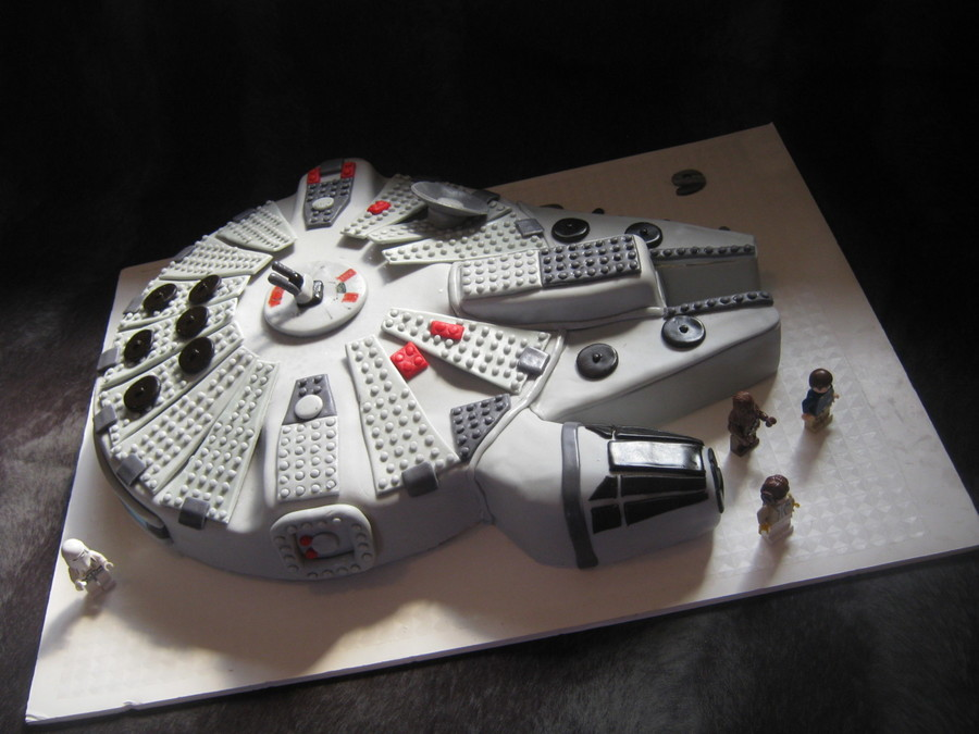 Lightsaber Cake Recipe