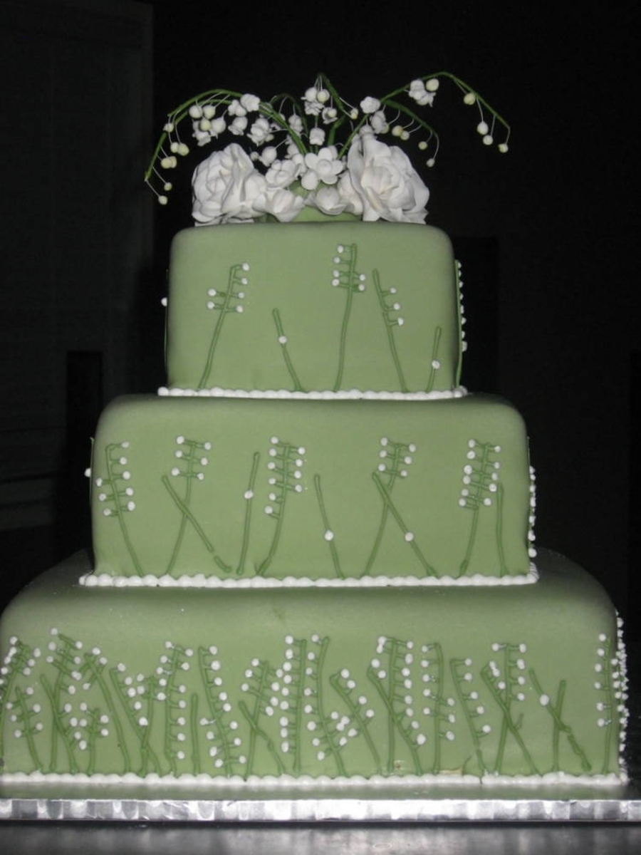 Lilly Of The Valley on Cake Central