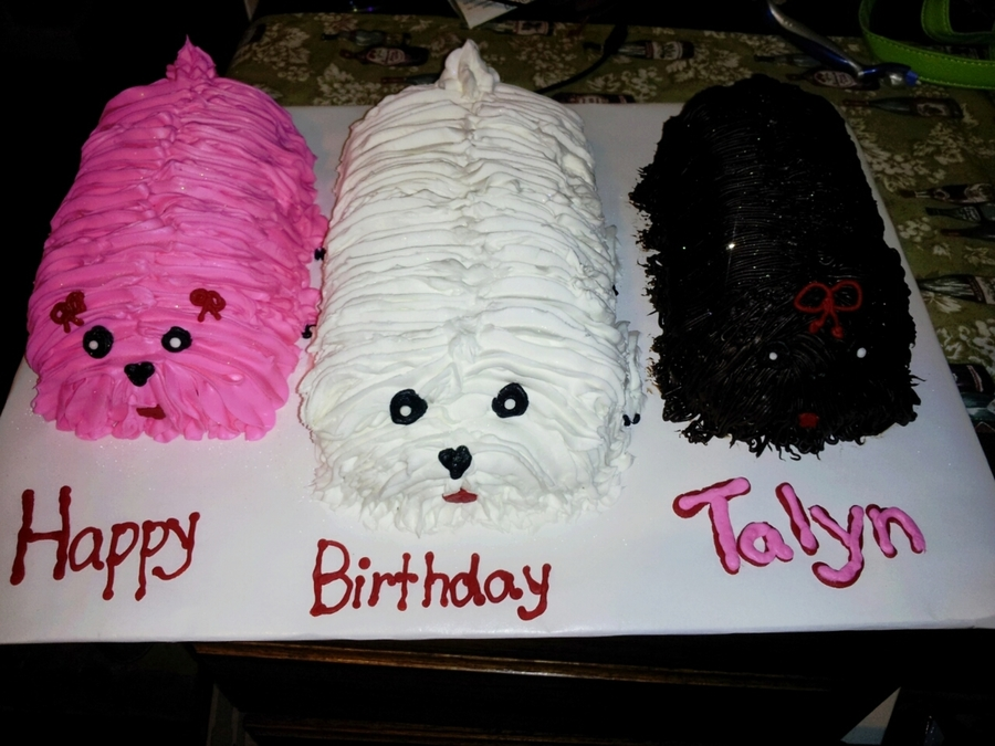 Puppy Dogs on Cake Central
