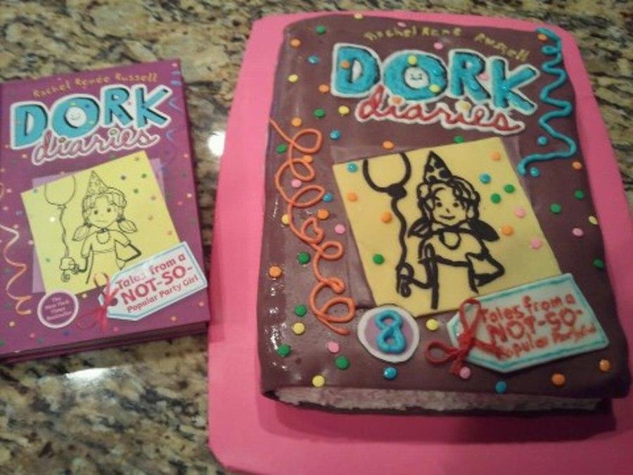 Dork Diaries Cake Cakecentral Com