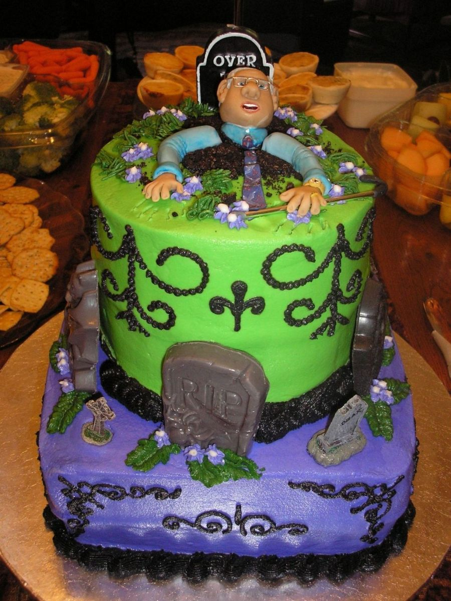 Almost In The Grave Cakecentral Com