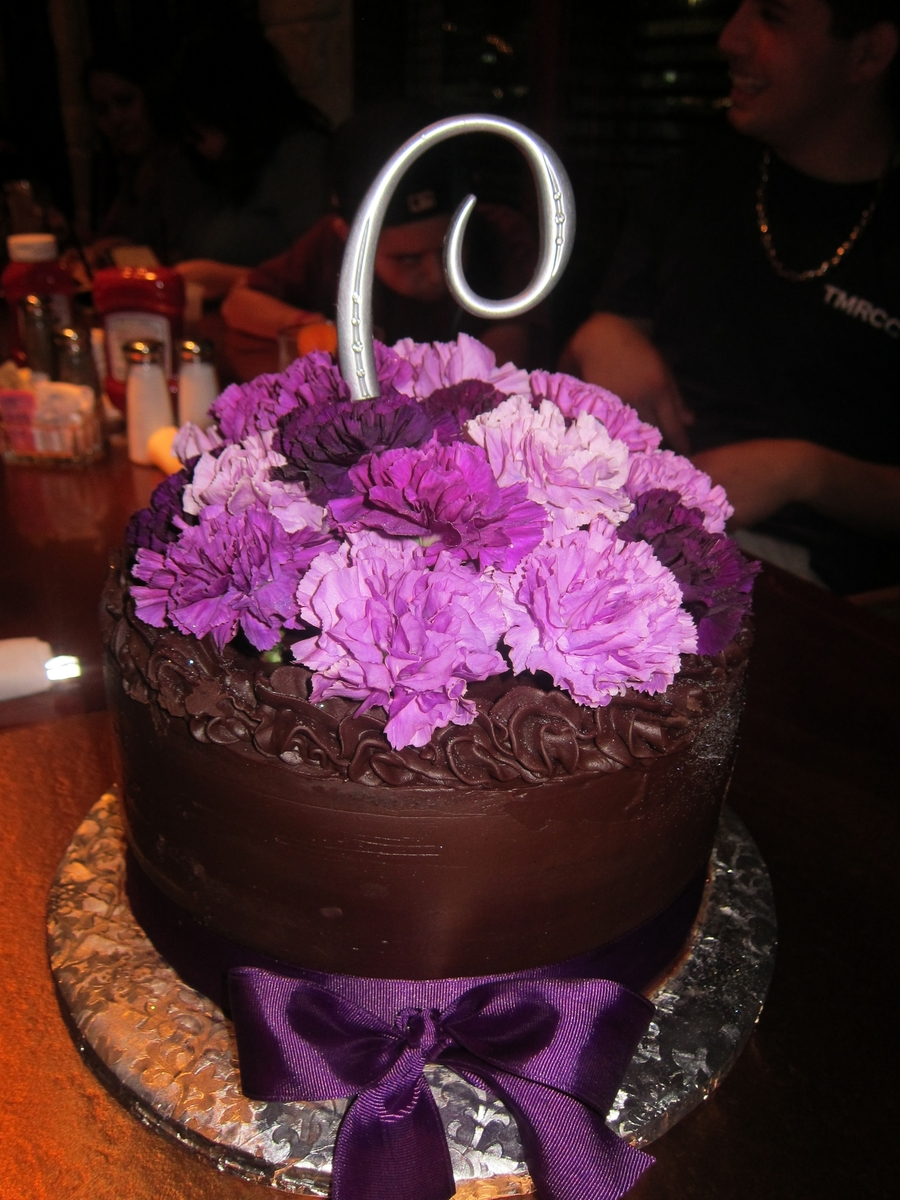 Carnation Fudge Cake on Cake Central