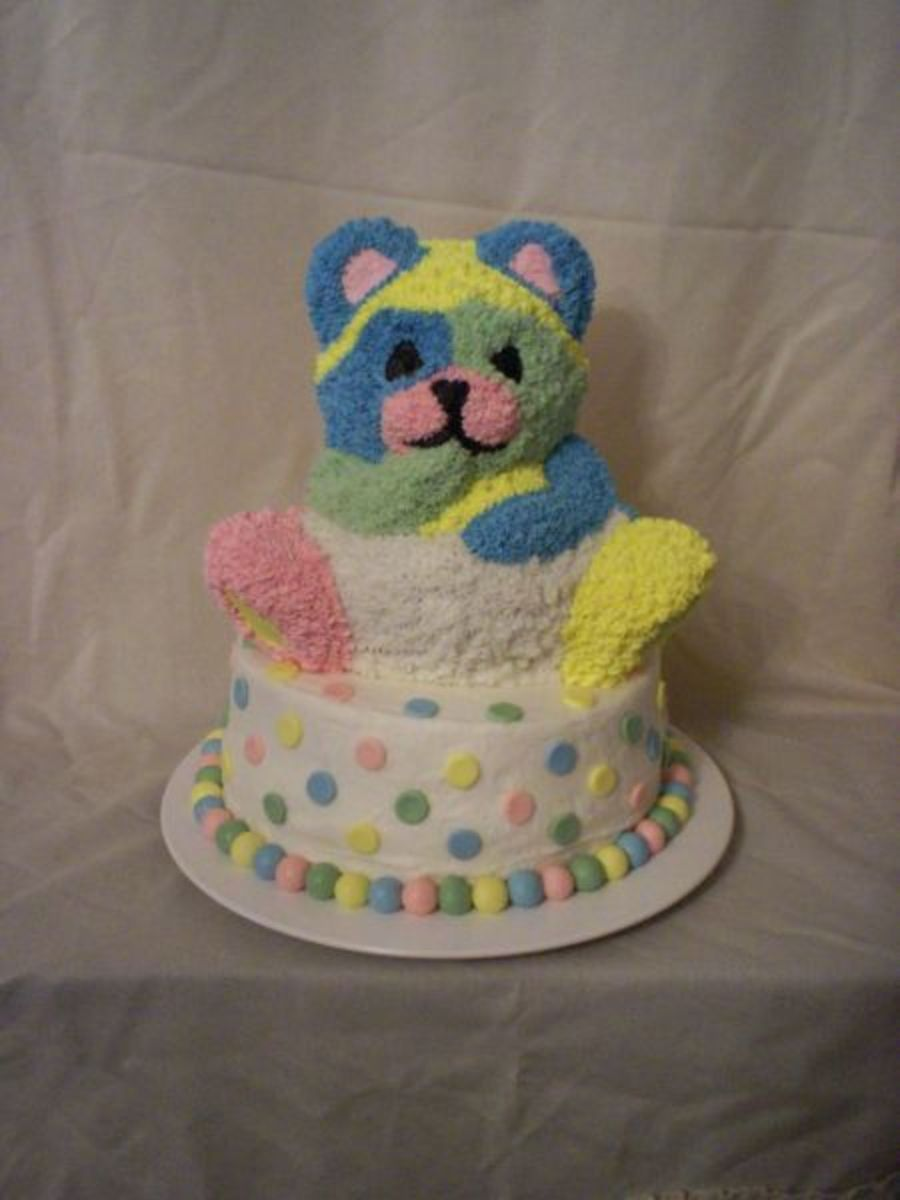 Baby Bear on Cake Central