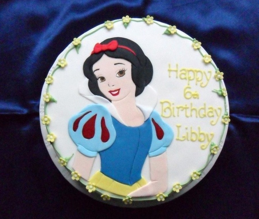 Another Disney Princess on Cake Central