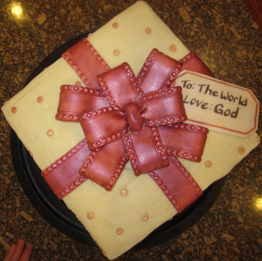 Peachy Happy Birthday Jesus Party Cake Cakecentral Com Birthday Cards Printable Benkemecafe Filternl