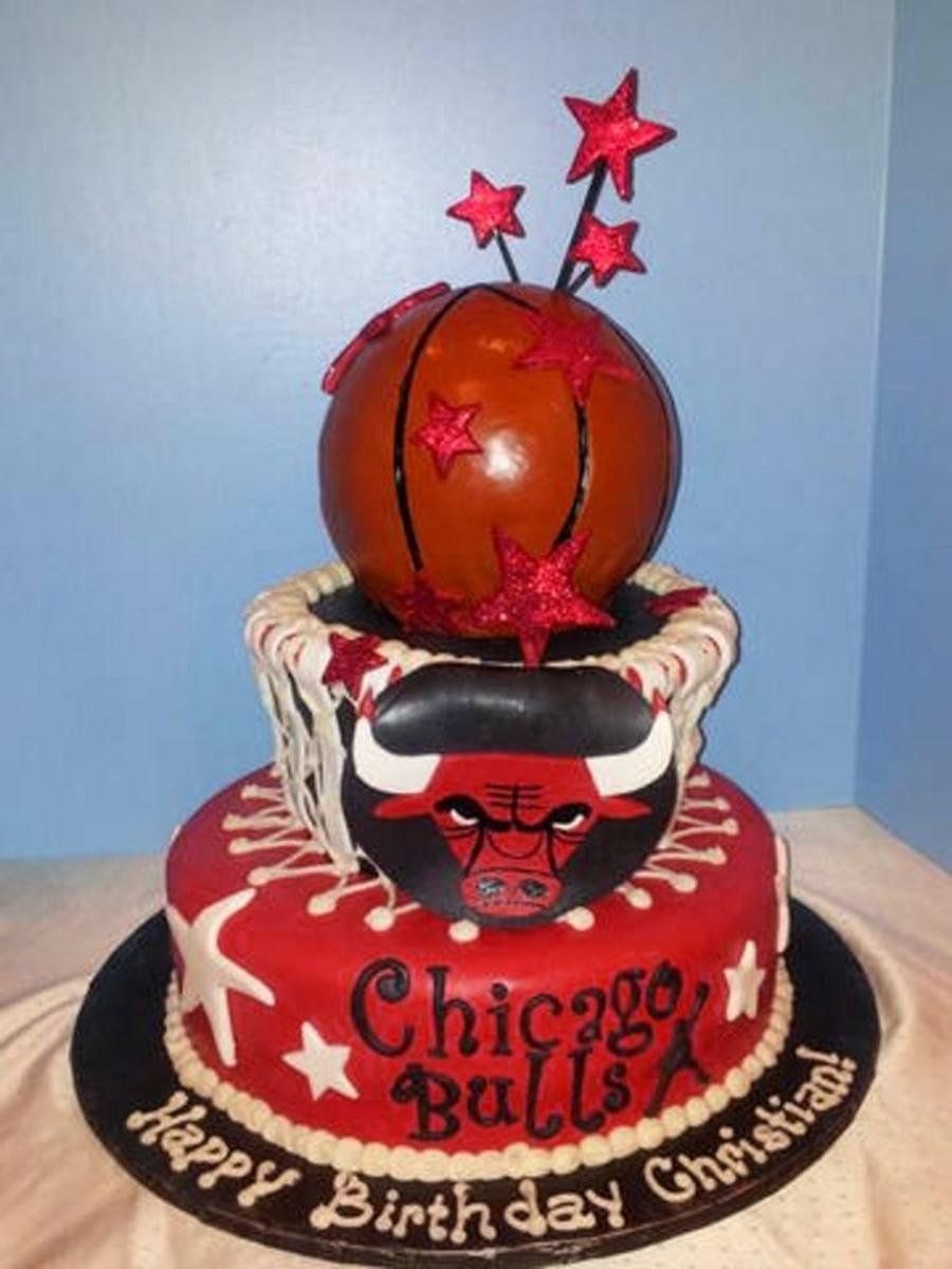 Chicago Bulls CakeCentralcom