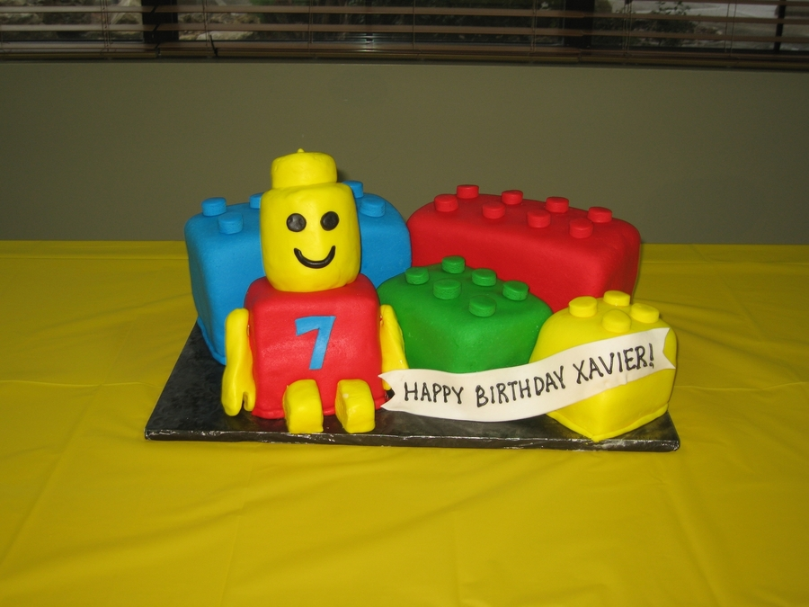 Lego Love on Cake Central