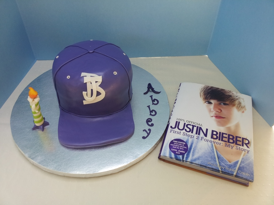 Justin, Here's Your Hat! on Cake Central