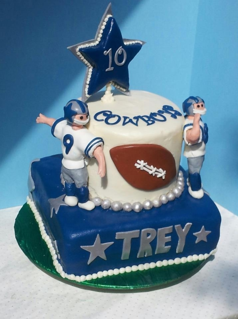 Dallas Cowboys! on Cake Central