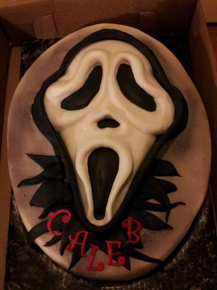Scream! on Cake Central