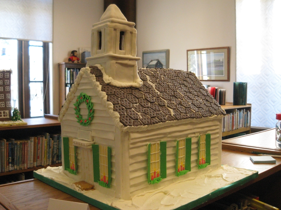 Indian Castle Church on Cake Central