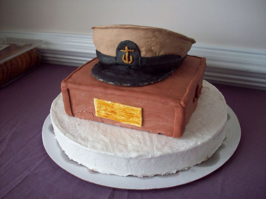 Chief's Hat on Cake Central