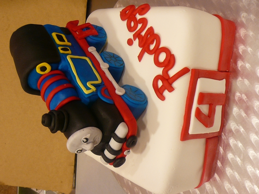 Thomas And Friends on Cake Central
