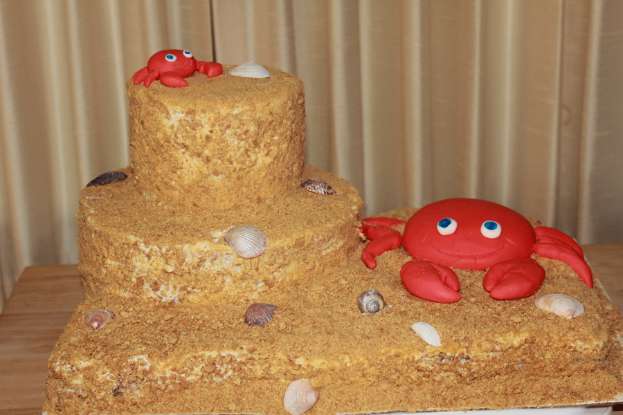 Crabby on Cake Central