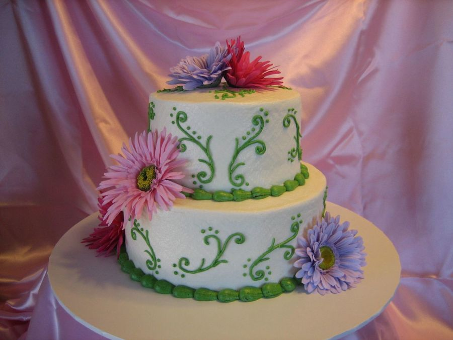 Daisies For Savannah on Cake Central