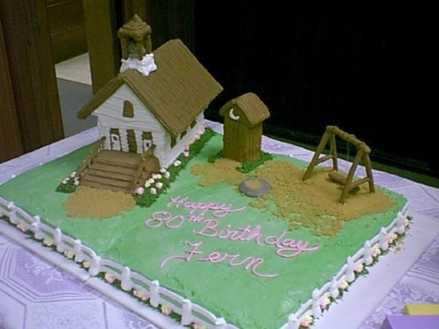 The Old School House on Cake Central