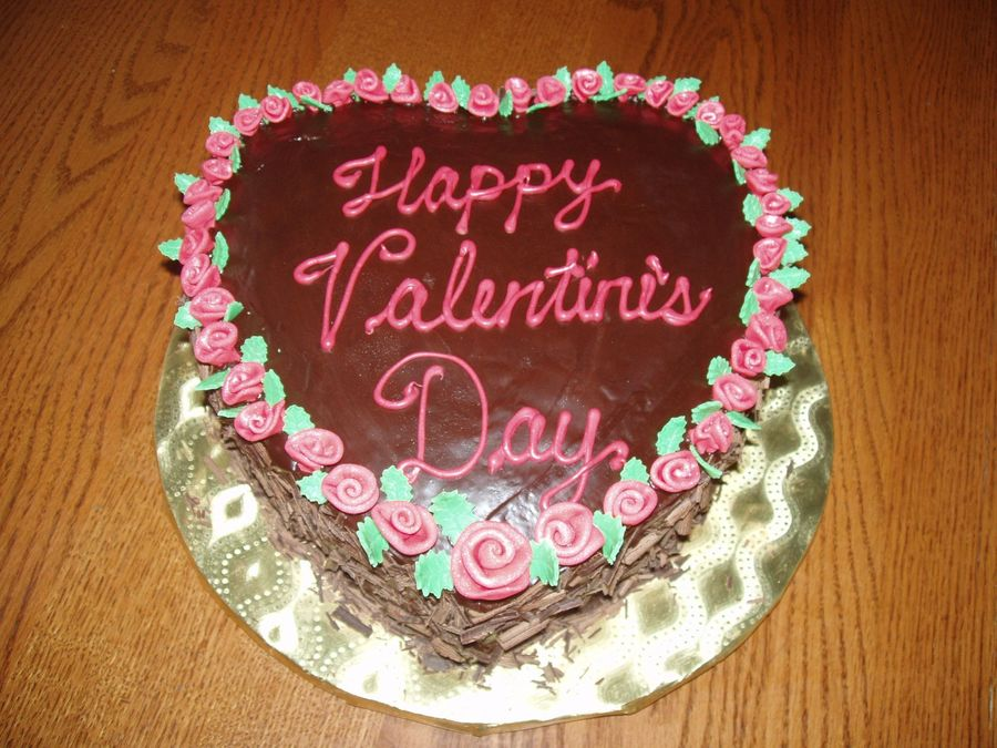 Happy Valentine's Day on Cake Central