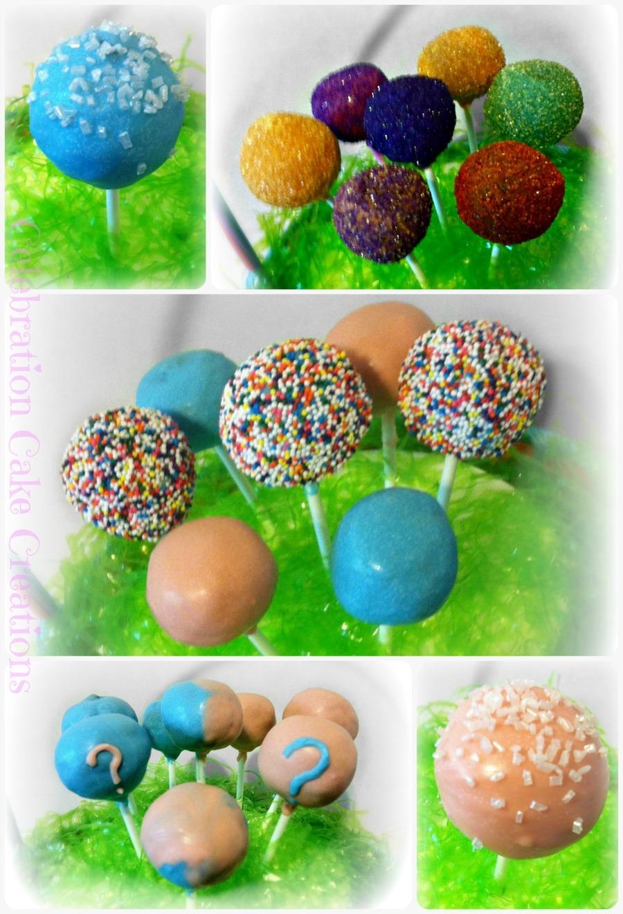 Goof Balls - CakeCentral.com