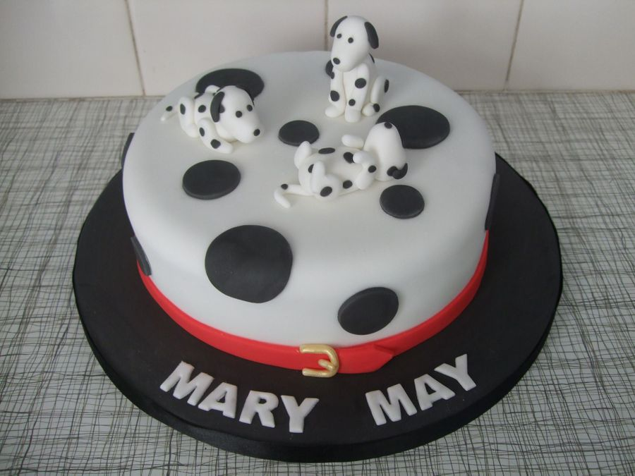 101 Dalmations on Cake Central