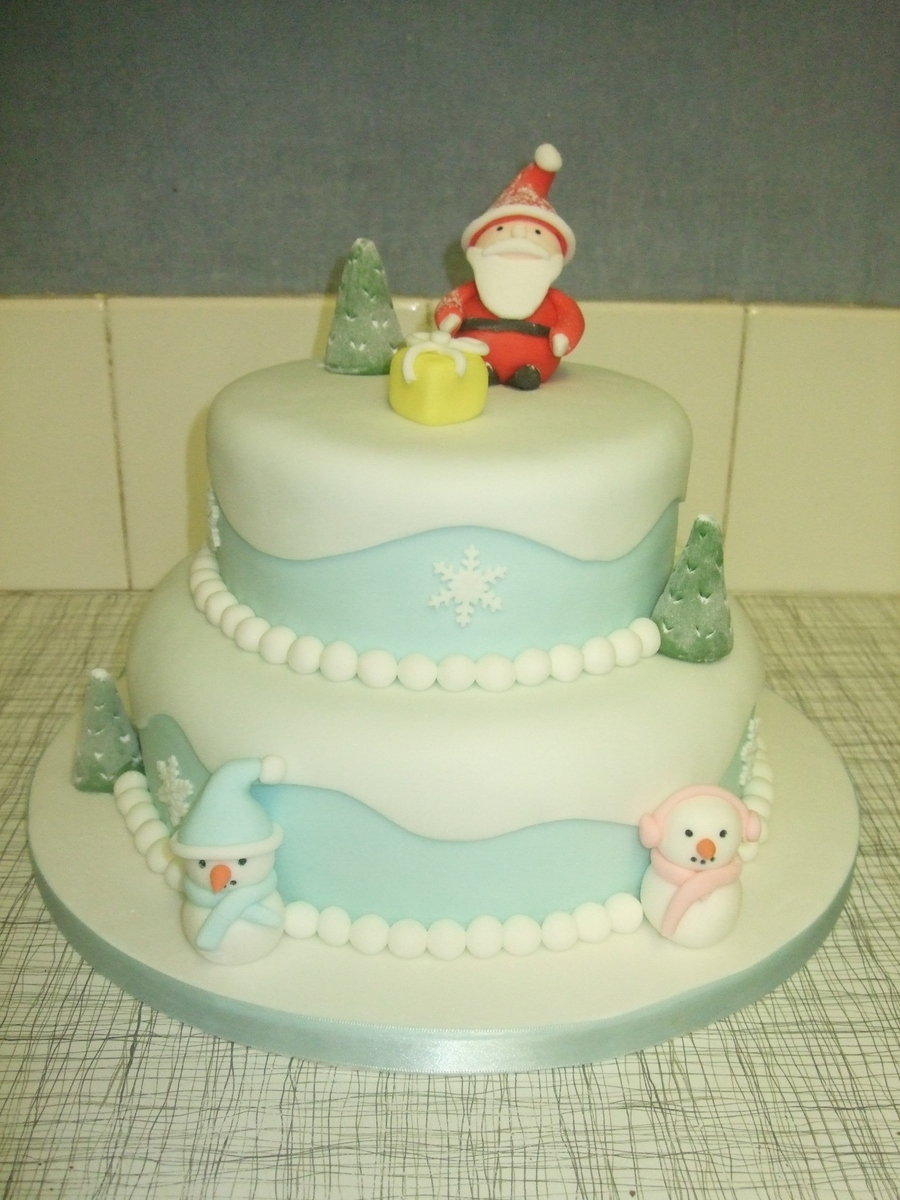 Christmas  on Cake Central