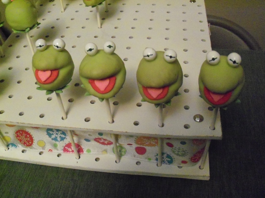 Kermit The Frog on Cake Central