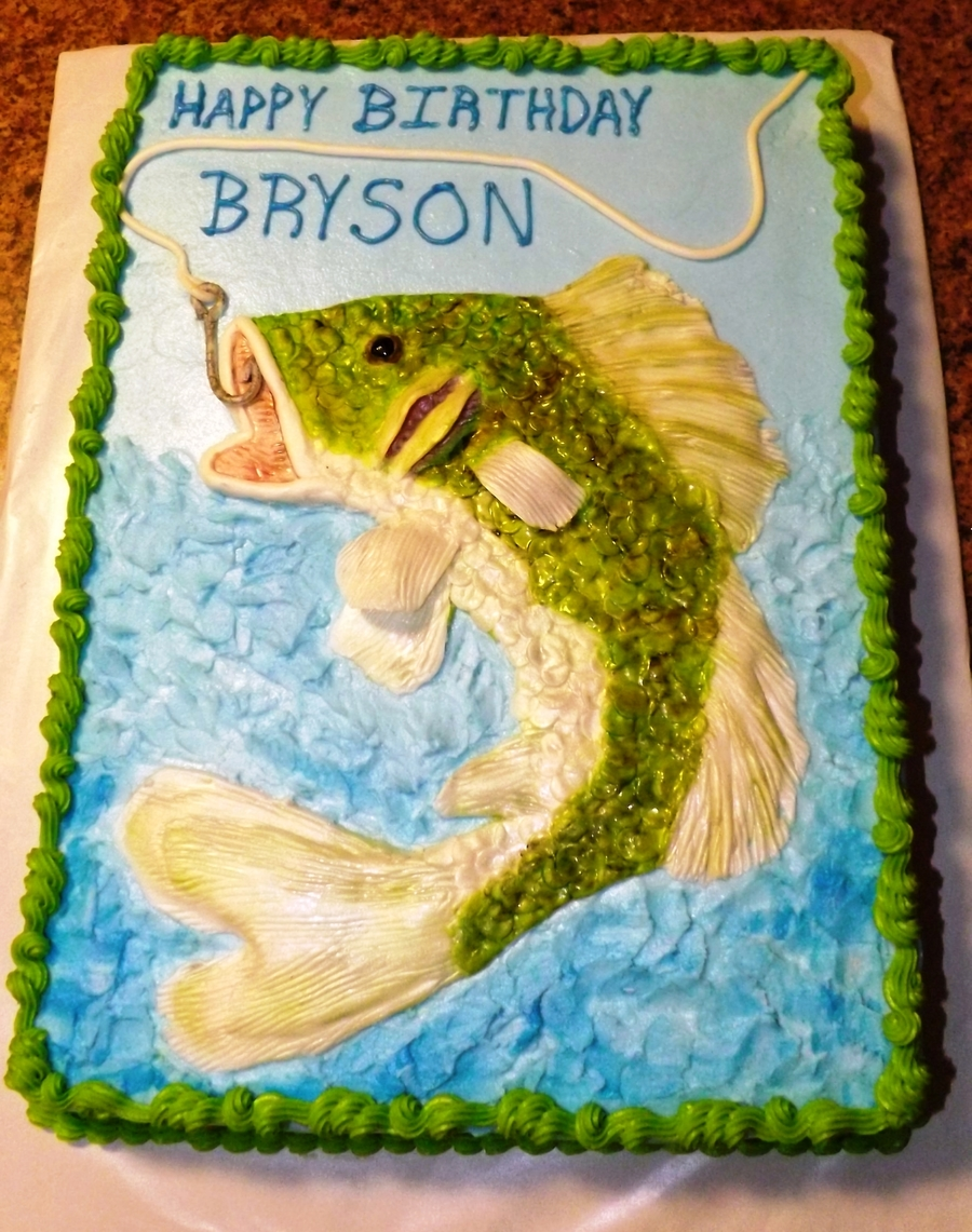 The Big Fish on Cake Central