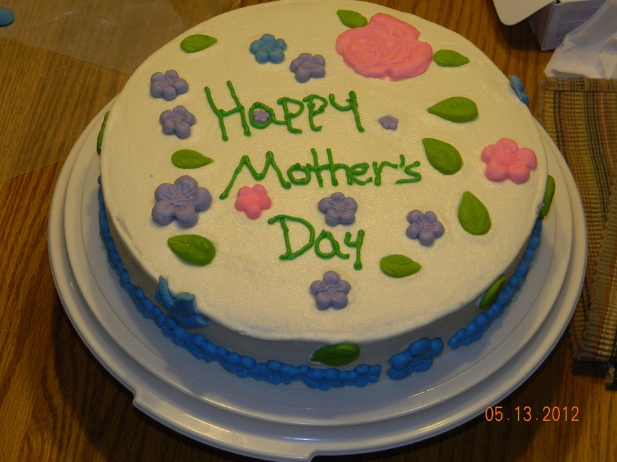 Mothers Day on Cake Central