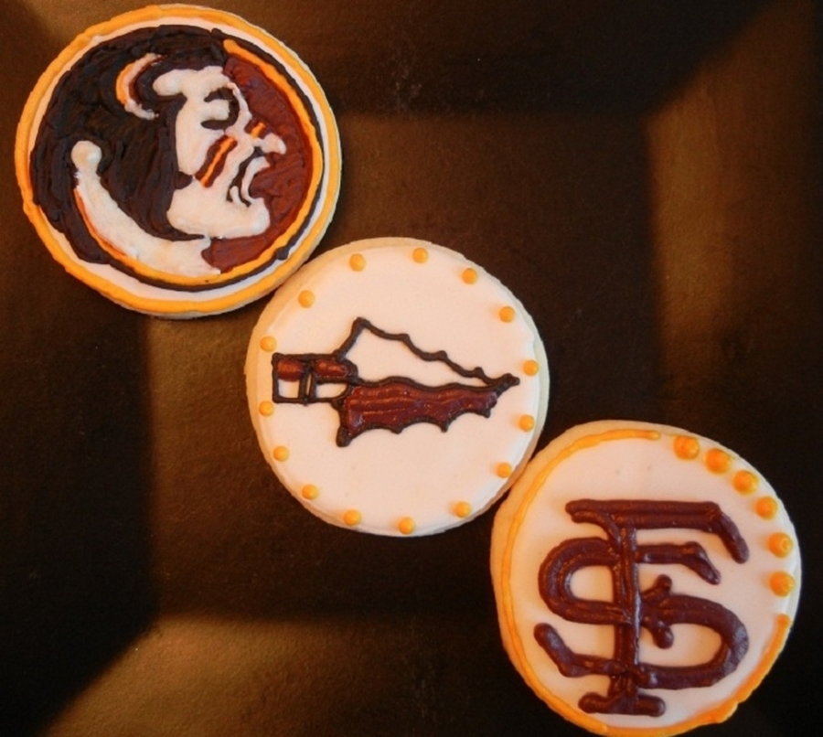Fsu Cookies on Cake Central