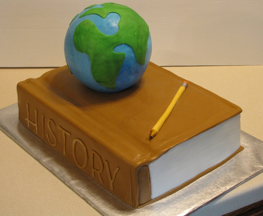 World History Book on Cake Central