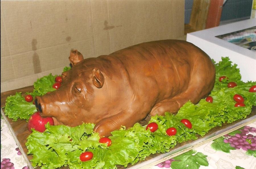 Luau Pig Roast