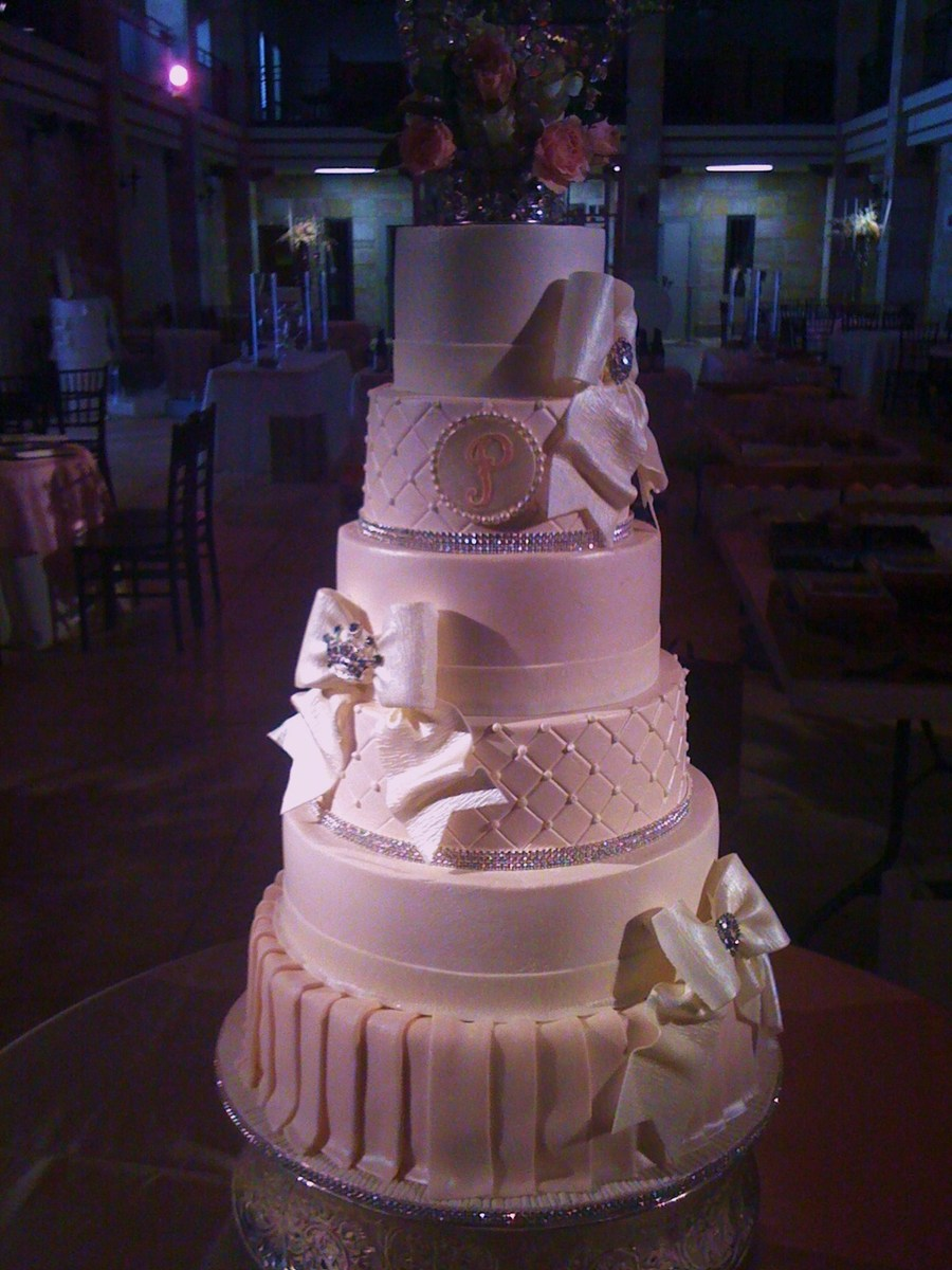 Wedding Bling on Cake Central