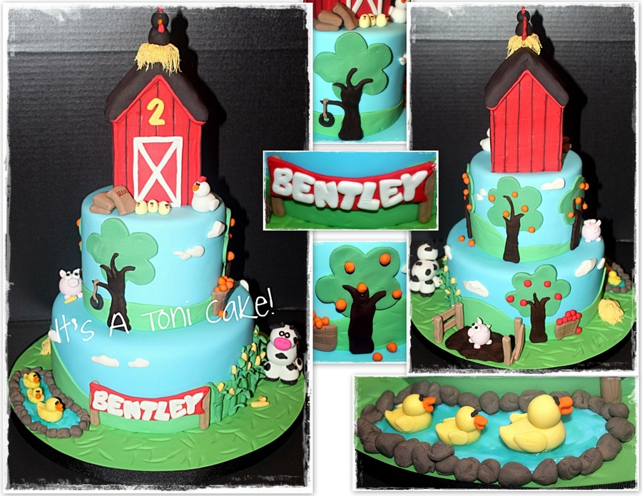 Bentley's Farm on Cake Central