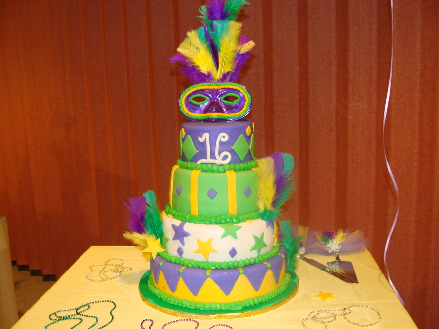 Mardigras on Cake Central