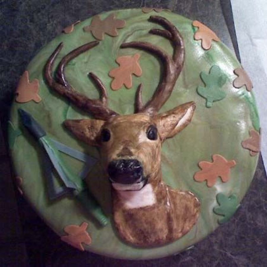 Deer Hunting on Cake Central