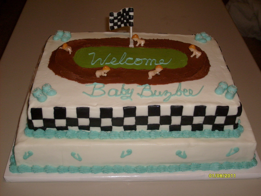 Racing Theme on Cake Central