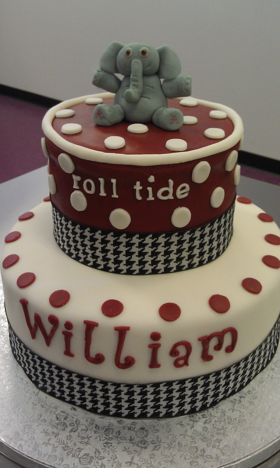 Bama Baby Shower on Cake Central