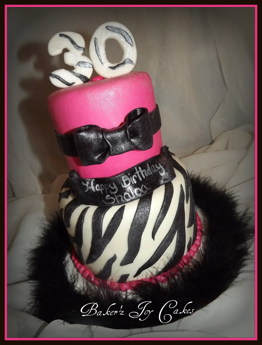 30th Birthday Diva Cake Cakecentral