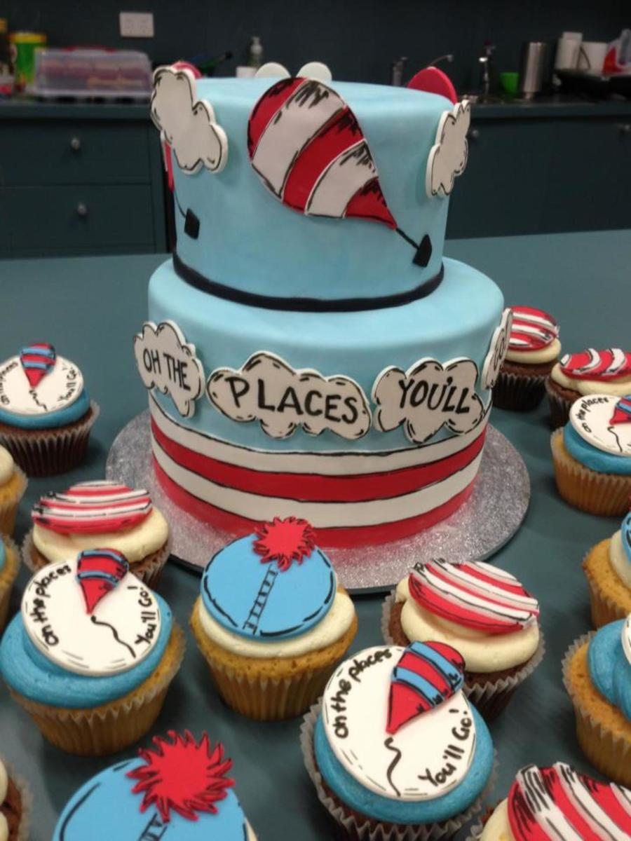 Oh The Places You Ll Go Cakecentral Com