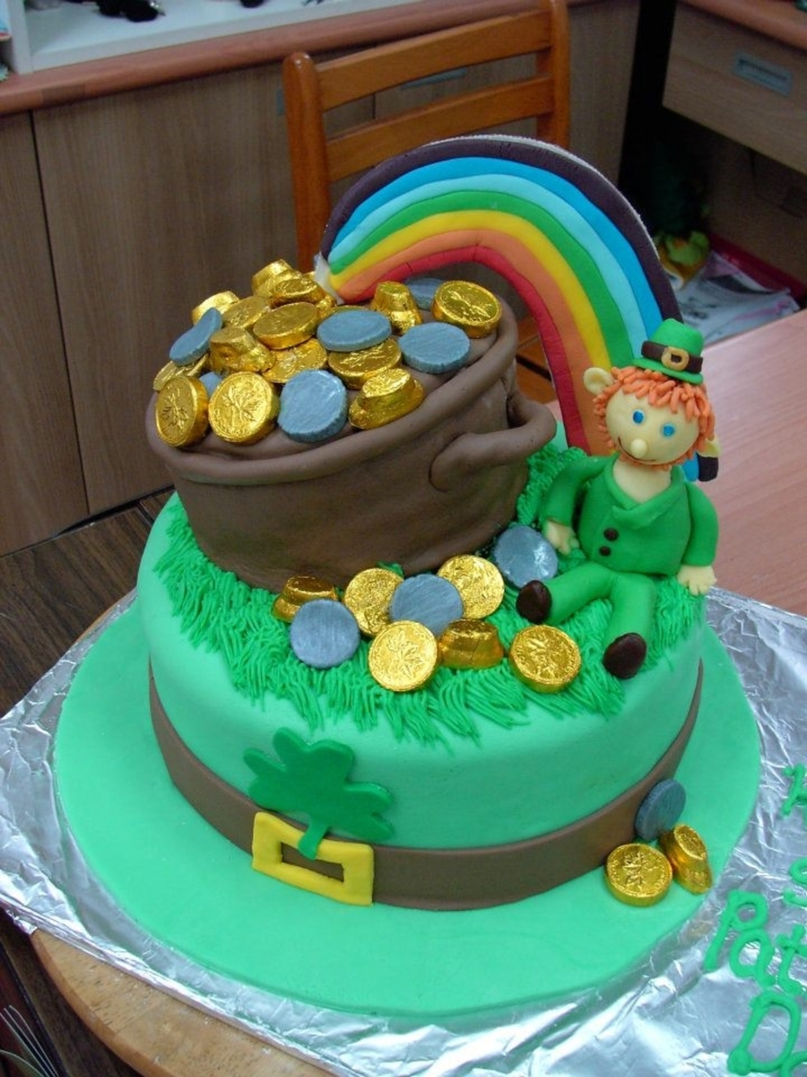 St. Patrick's Day on Cake Central